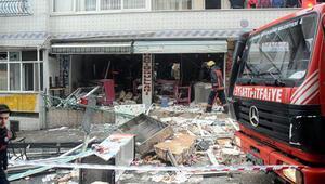 İstanbulda korkutan patlama... Sebebi belli oldu