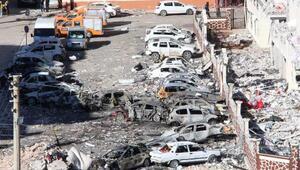Viranşehir'deki bombalı saldırıda gözaltı sayısı 44'e yükseldi