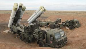 S-400ler Türkiye'nin radarında