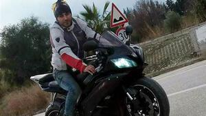 Yeni aldığı motosikletle kaza yapıp öldü