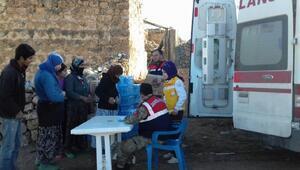 Mardin Valiliği; Koruköyde operasyonlar sırasında vatandaşın her türlü ihtiyacı karşılanıyor