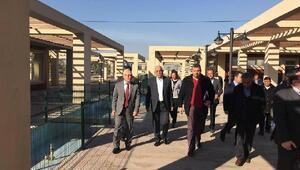 Başkan Dingil, Tosyalı spor tesislerini inceledi