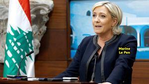 Le Pen'in partisine polis baskını