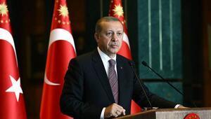 Cumhurbaşkanı Erdoğandan Twitter mesajları