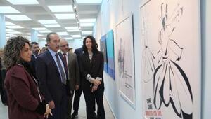 CÜde tasarım ve sanat sergisi