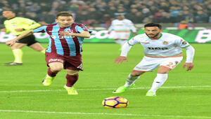 Trabzonspor 0-0 Aytemiz Alanyaspor