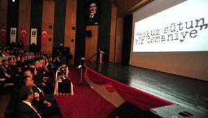 Dokuz Sütun, Bir Osmaniye belgeseli