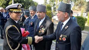 Güney Koreden Osmaniyeli gazilere madalya