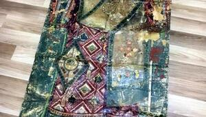 18inci yüzyıldan ikona ile yakalandılar