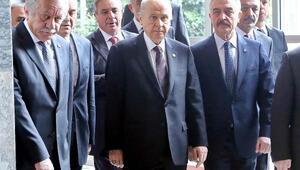 MHP Genel Başkanı Bahçeli, TBMM grup toplantısı (Fotoğraflar)
