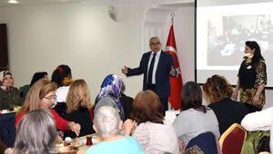 Çorlu Belediye Başkanı Baysan, Kadın Meclisi üyeleriyle bir araya geldi
