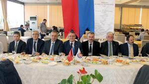 Samsunda Demokrasi, Medya ve Avrupa Birliği etkinliği düzenlendi