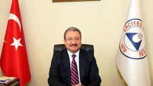 ERÜ Rektörü Güven, Üniversite Hastaneleri Birliği Yönetim Kurulu asil üyeliğine seçildi