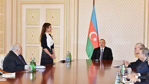 Aliyev, eşi Mihriban Aliyevayı cumhurbaşkanı yardımcısı olarak atadı