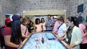 Selçuklu Müzesini 3 yılda 300 bin kişi ziyaret etti