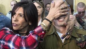 İsrailli askerin cezası açıklandı