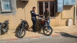 Kahramanmaraşta, 7 motosiklet hırsızı tutuklandı