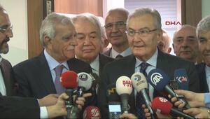 Ahmet Türk ile Deniz Baykal görüştü