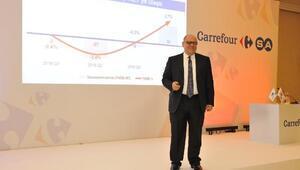 CarrefourSA, 2017'de dengeli büyüme ve karlılığa odaklandı