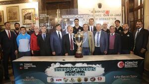 Basketbolda federasyon kupası Mersinde başlıyor