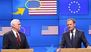 ABD bayrağındaki hatayı kimse fark etmedi
