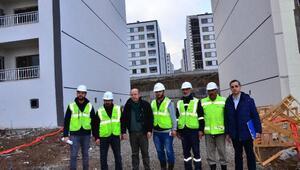 Yunusemrede 40 bin kişilik yeni yaşam alanı