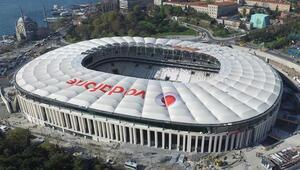 Yeni Malatyaspor-Altınordu maçı Vodafone Arenada