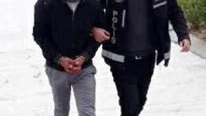 Sahte kimlikli cezaevi firarisi uyuşturucu ile yakalandı