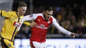 Arsenal dünyaya rezil oldu!