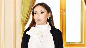 Cumhurbaşkanı yardımcısı Mihriban Aliyeva