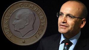 Madeni paradan Atatürkün portresinin çıkarılması söz konusu değil