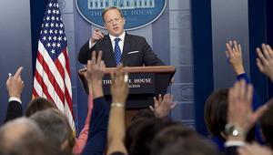 Amerikan TV kanallarının yeni gözdesi: Beyaz Saray basın toplantıları