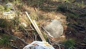 Cinayet kurbanının cesedi Manavgat'ta gömülü bulundu