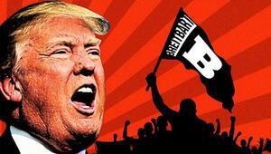 Alternatif sağdan Trumpa istifa şoku