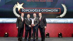 Fiat'tan ödüller, Topçuoğlu Otomotive