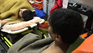 Edirnede kaçakları taşıyan bot alabora oldu: 3 ölü