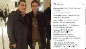 Antalyasporda Neymar heyecanı