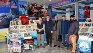 İskenderun yeni balık pazarı hizmete açıldı