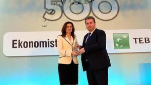 Boydak Holdinge, Anadoluya en fazla şirket kazandıran grup ödülü