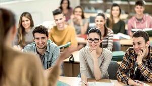 Yabancı öğrencilerin Türkiyeye ilgisi arttı