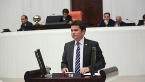 CHP'li Aydın mobilya sektöründeki sorunları meclis'e taşıdı