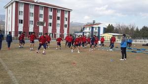 Tokatspor, Kayseri Erciyes maçına hazırlanıyor