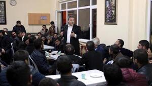 Başkan Palancıoğlu, Kepezlilerle buluştu