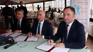 OMÜ ile İl Milli Eğitim Müdürlüğü işbirliği protokolü imzaladı
