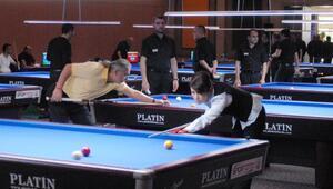 Türkiye Bilardo Şampiyonası 1inci Etabı başladı