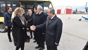Başkan Altepe: Bursa'dan uçuşlarda sıkıntı yok