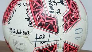 Balıkesirspor 5-0ın toplarını satıyor