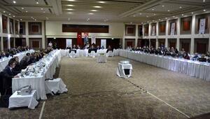 Çanakkalede sağlık değerlendirme toplantısı yapıldı