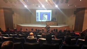 Edirnede yükümlülere madde bağımlılığıyla mücadele eğitimi