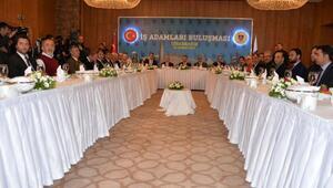 İş adamları Diyarbakıra yatırım için bir araya geldi